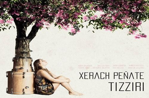 Xerach Peñate presenta su trabajo 'Tizziri' en el CICCA