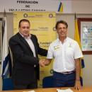 La Fundación La Caja de Canarias refrenda su apoyo a la Vela Latina con 20.000 euros