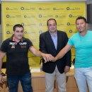 La Fundación La Caja de Canarias patrocina el principal torneo de Lucha Canaria