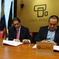 Firma Convenio Casa África