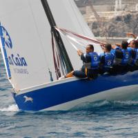La Fundación la Caja de Canarias refrenda su apoyo a la Vela Latina