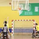 El baloncesto en silla de ruedas recibe el apoyo de La Fundación La Caja de Canarias
