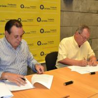 La Fundación La Caja de Canarias renueva su apoyo al CB Islas Canarias