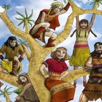 La Tribu de las 7 Islas es una divertida y fantástica historia de aventura para toda la familia