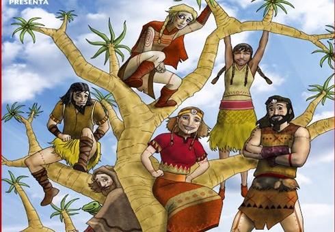Se presenta el montaje teatral La Tribu de las 7 Islas mañana miércoles, a las 11.00 horas, en el CICCA