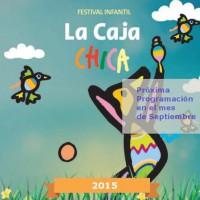 """Vuelve """"La Caja Chica"""" el Festival de Teatro Infantil que organiza la Fundación """"La Caja de Canarias"""""""