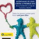 Convocatoria ayudas de acción Social 2015 Fundación La Caja-Bankia