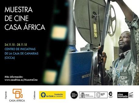 I Muestra de Cine Casa África