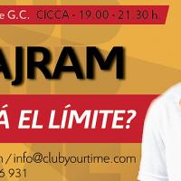 Cancelada conferencia de Josef Ajram