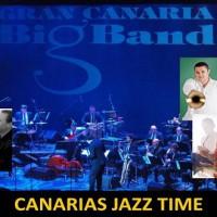 Lo mejor del Jazz Canario, en Abril en el CICCA con Canarias Jazz Time