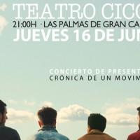 LA PERRA DE PAVLOV presenta su nuevo trabajo'Crónica de un Movimiento' en el CICCA