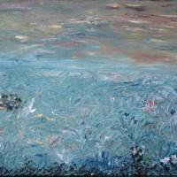 """""""Mar y Cielo"""", pinturas de Nena Ramos, nueva exposición en el CICCA a partir del 19 de Mayo"""