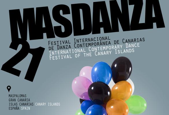 El Festival Internacional de Danza Contemporánea de Canarias (MASDANZA) vuelve al CICCA