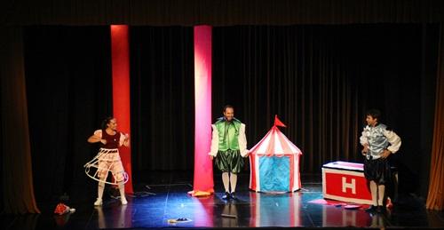 El Príncipe Hamlet, para toda la familia, en el CICCA