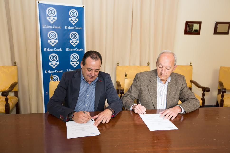 La Fundación La Caja otorga 6.000 euros al Museo Canario para digitalizar sus documentos