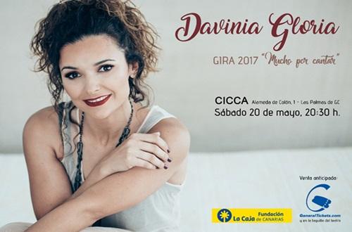 Davinia Gloria presenta su trabajo en el CICCA