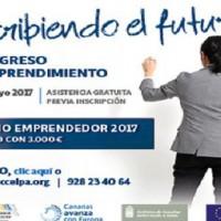 """V Congreso de Emprendimiento """"Escribiendo el futuro"""""""