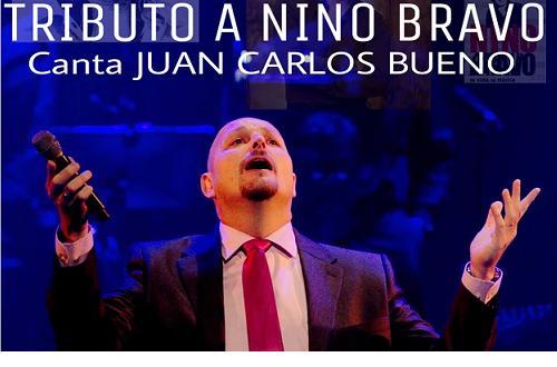 "Juan Carlos Bueno presenta ""Tributo a Nino Bravo"""