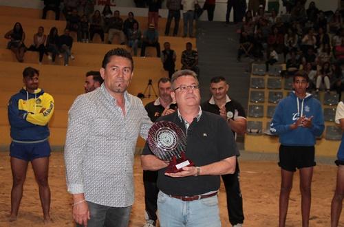 La Fundación La Caja de Canarias renueva su apoyo a la Lucha Canaria