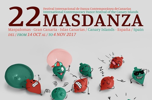 MASDANZA 2017 abre sus puertas en el CICCA.