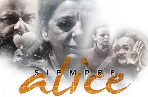 """""""Es jueves, es teatro"""" presenta """"Siempre Alice"""" de Drama Producciones"""