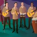 """""""NAVIDADES CUBANAS, Son x Tres"""" con el gran Toto Noriega, en el CICCA"""