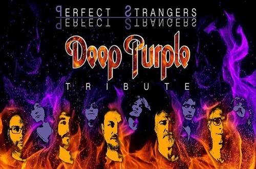 Perfect Strangers realiza un tributo a Deep Purple en el CICCA