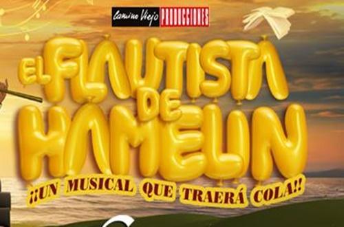 """""""EL Flautista de Hamelin, un musical que traerá cola"""", en diciembre en el CICCA"""