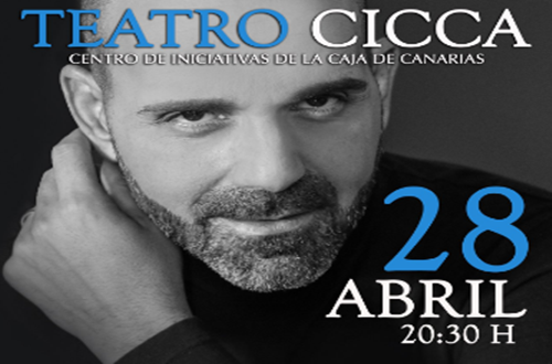"""Una vez más el CICCA, recibe a Gerson Galván para ofrecer su tradicional concierto especial """"Día de madre"""""""