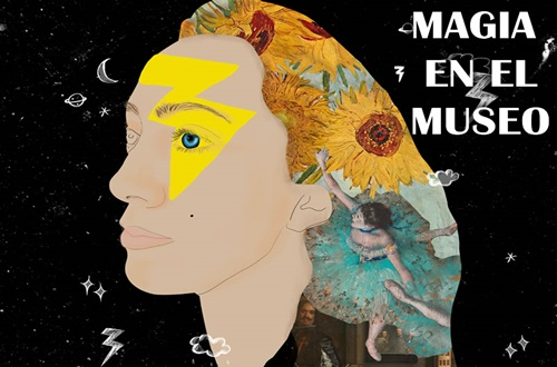 MAGIA EN EL MUSEO, con el Club Familiar GARA