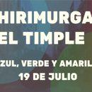 La Chirimurga del timple vuelve al CICCA para repetir su éxito