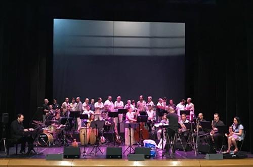 La Perinké Big Band participa en el I Simposio Internacional de Trompeta, Educación y Salud