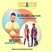 """Antilópez presenta su nuevo trabajo """"Lista de reproducción"""" en el CICCAUTOR3"""