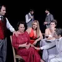 """El clásico del teatro """"Bodas de Sangre"""" en Octubre en el CICCA"""