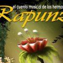 Rapunzel, el musical para toda la familia, en el CICCA