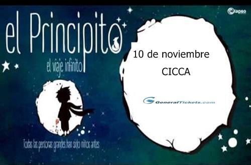 EL PRINCIPITO, de Clapso producciones, en el CICCA