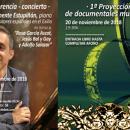 2ª Concierto Conferencia del Ciclo Compositores Españoles en el exilio: en torno a Rosa García Ascot, Jesus Bal y Gay y Adolfo Salazar