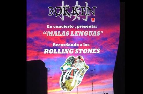 """BOKKEN en concierto en el CICCA presentando """"MALAS LENGUAS"""""""