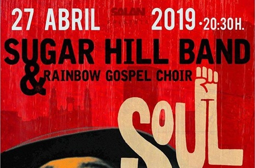 SUGAR HILL BAND & Rainbow Gospel Choir, en el CICCA