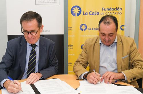 Bankia apoya con 220.000 euros programas de atención social en las Islas junto a la Fundación La Caja de Canarias