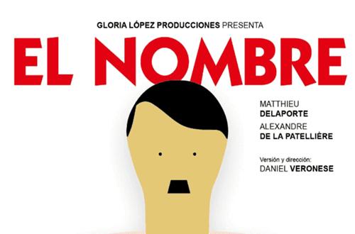 """""""El Nombre"""" una ácida comedia, en """"Es jueves, es teatro"""""""