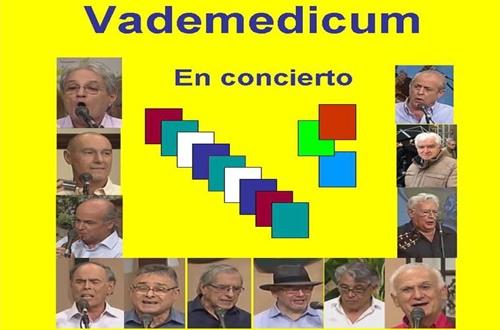"""""""VADEMECUM"""" Canciones del Mundo Concierto Benéfico"""