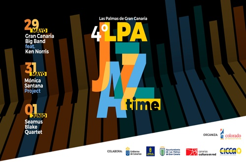 Seamus Blake Quartet pone el punto final al LPAJazzTime