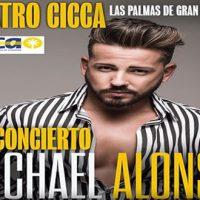 """Michael Alonso presenta en concierto su primer disco """"Volver a comenzar""""."""