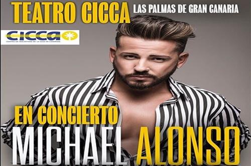Concierto Michael Alonso (aplazado)