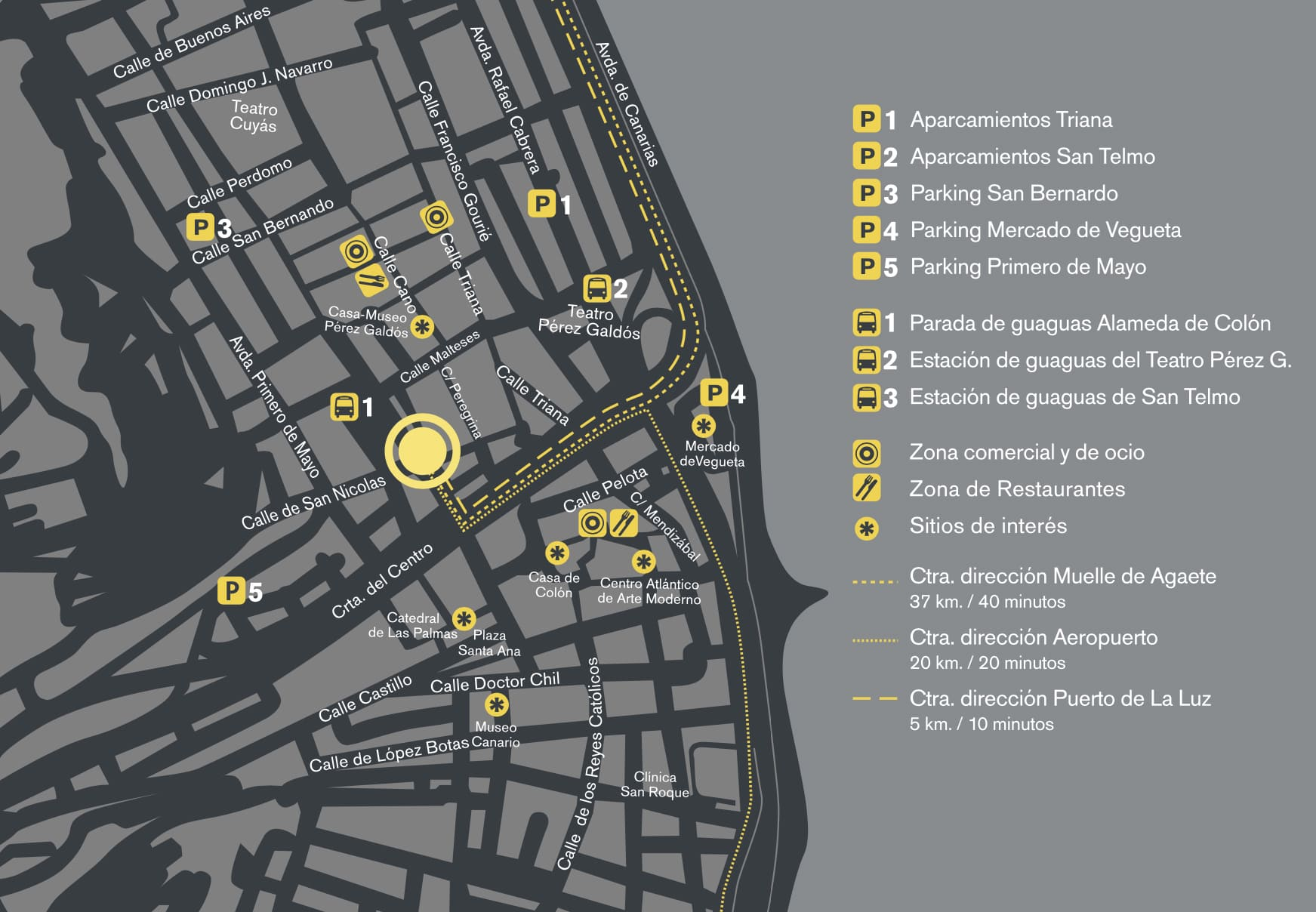 Mapa CICCA