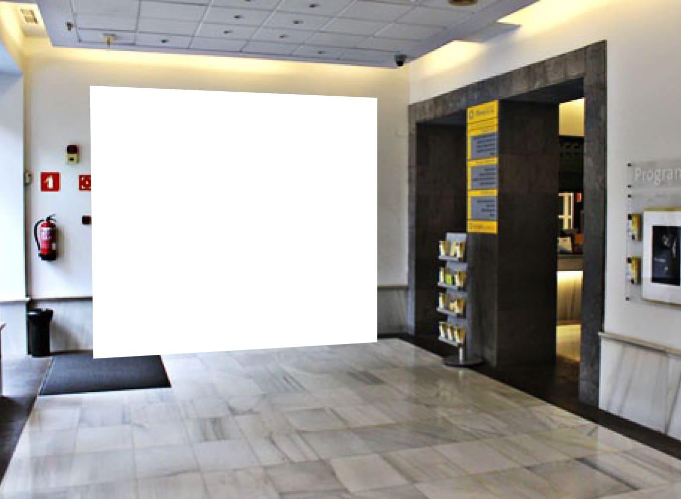 Photocall interior