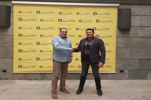 LA FUNDACIÓN LA CAJA DE CANARIAS RENOVÓ EN 2019 LAS  AYUDAS A LOS DEPORTES AUTÓCTONOS