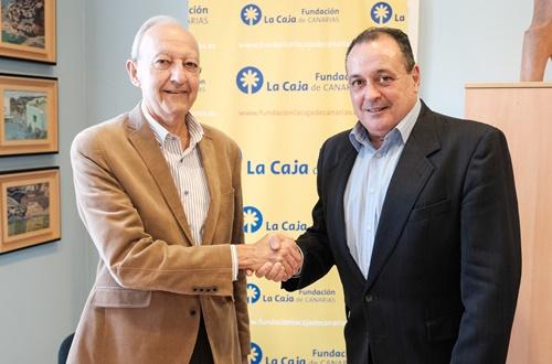 La Fundación La Caja de Canarias y el Museo Canario continúan incrementando la hemeroteca más importante del  Archipiélago