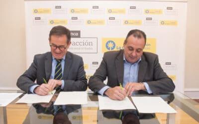 Bankia apoya con 230.000 euros a la Fundación La Caja de  Canarias  para impulsar proyectos de atención social y medioambiental  en las Islas